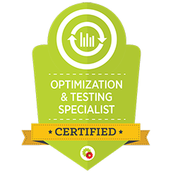 image of optimization and testing certification